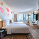 Hilton Garden Inn Kuala Lumpur South – Twin Deluxe Room with KL Tower View